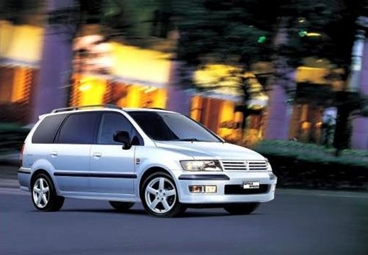 mitsubishi space wagon 2.0 #8