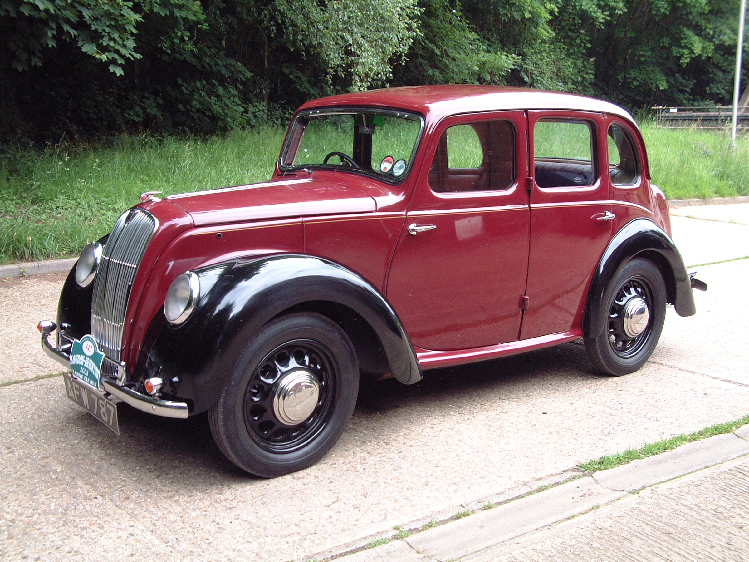 Morris 8 Photos And Comments