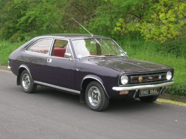 morris marina 1.8 tc coupe #0