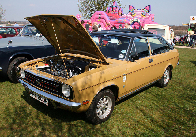 morris marina 1.8 tc coupe #1