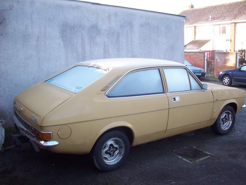 morris marina 1.8 tc coupe #3