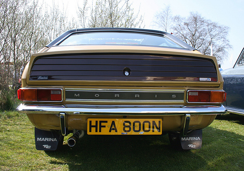 morris marina 1.8 tc coupe #4