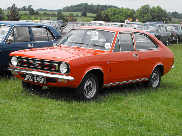morris marina 1.8 tc coupe #5