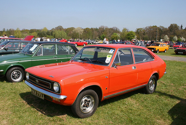 morris marina 1.8 tc coupe #6