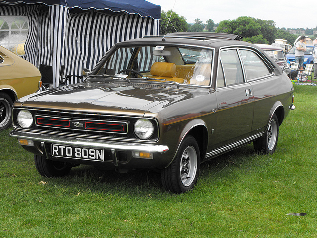 morris marina 1.8 tc coupe #7