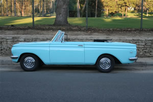 nash rambler convertible #0