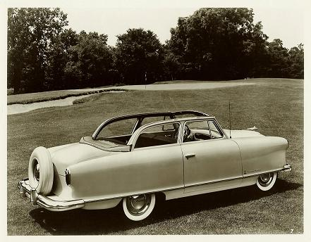 nash rambler convertible #1