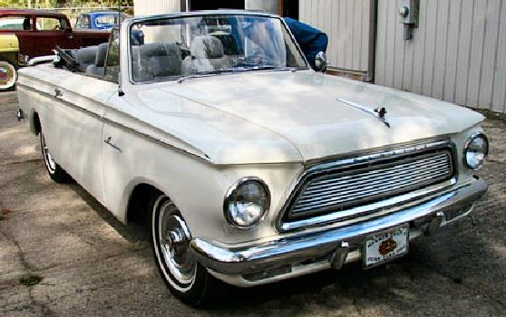 nash rambler convertible #5