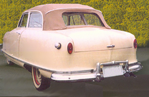 nash rambler convertible #7