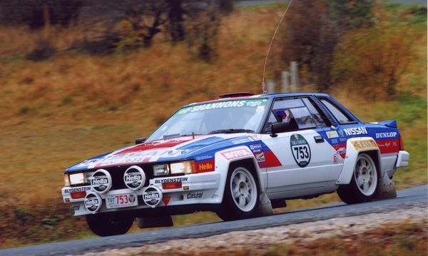 nissan 240 rs #1