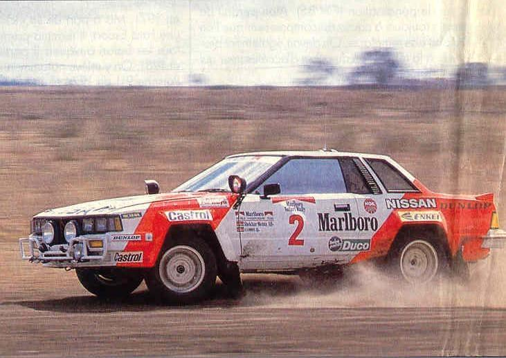nissan 240 rs #6