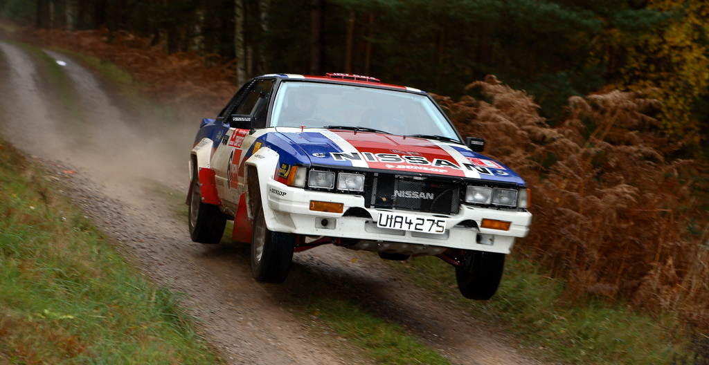 nissan 240 rs #7