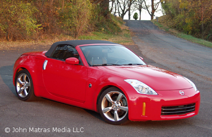 nissan 350z roadster touring-pic. 1