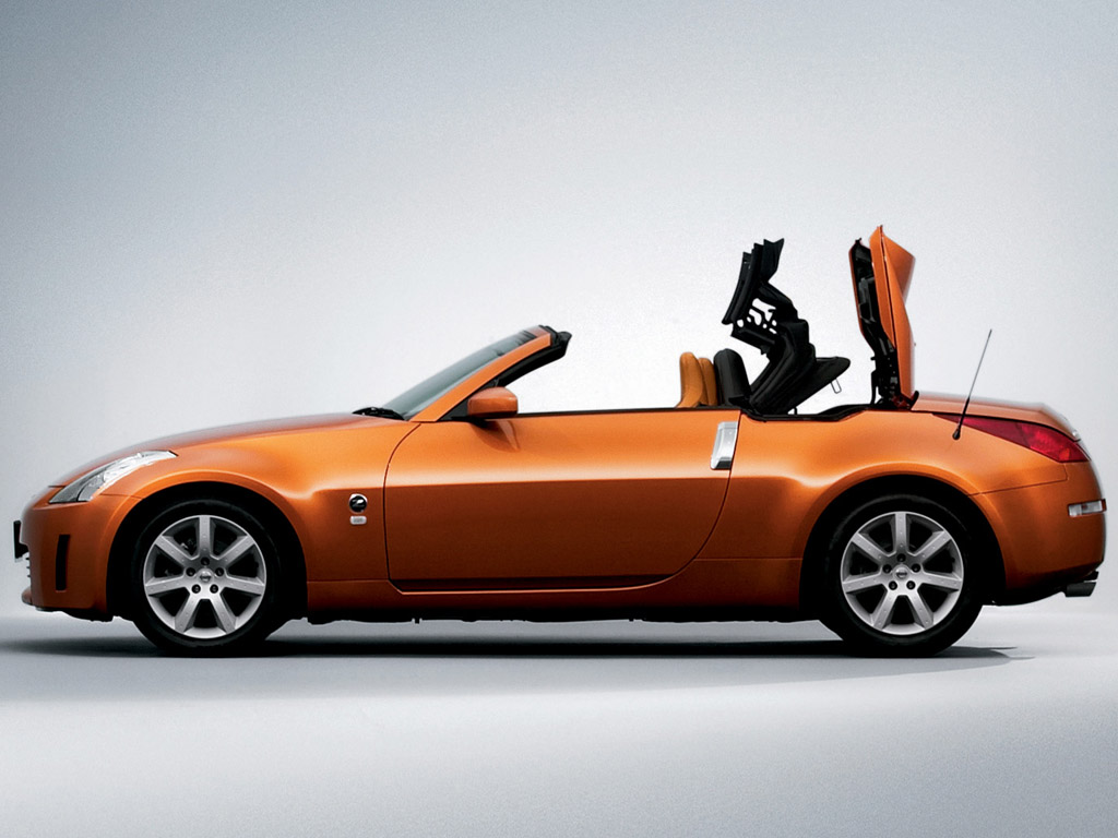nissan 350z roadster touring-pic. 3