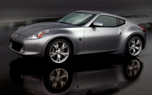 nissan 370z coupe-pic. 2
