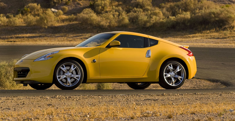 nissan 370z coupe-pic. 3