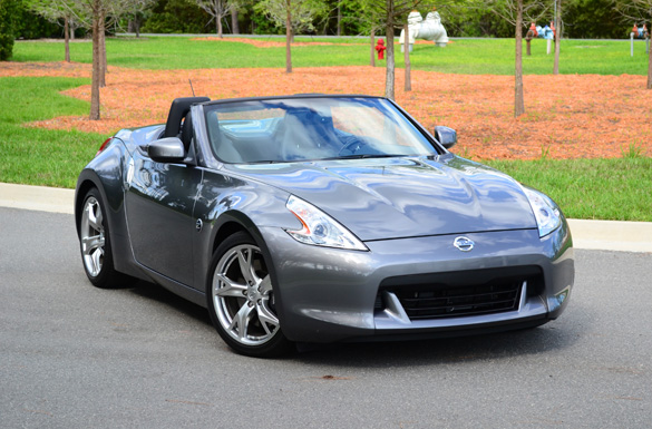 nissan 370z roadster touring-pic. 1