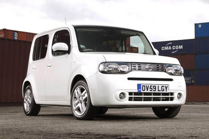 nissan cube 1.6-pic. 1