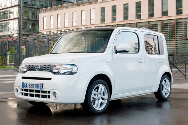 nissan cube 1.6-pic. 2