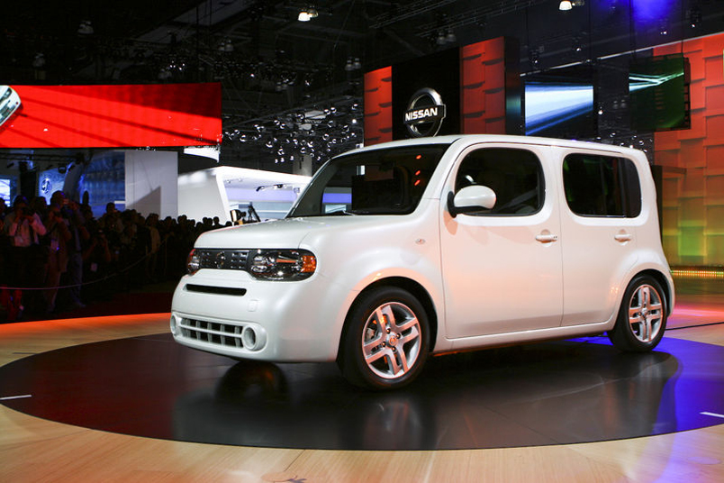 nissan cube 1.8-pic. 2