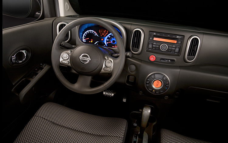 nissan cube 1.8 s-pic. 1