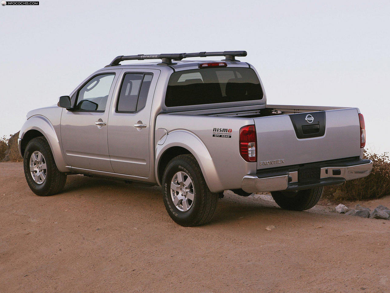 nissan frontier crew cab nismo-pic. 3