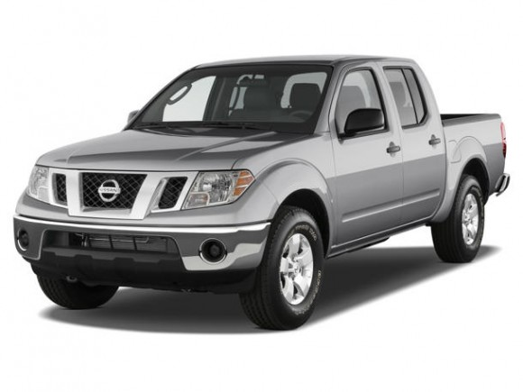 nissan frontier crew cab s-pic. 1