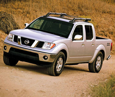 nissan frontier crew cab sl-pic. 1