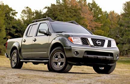 nissan frontier king cab-pic. 2