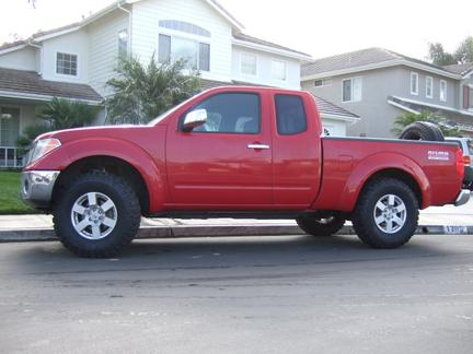 nissan frontier king cab-pic. 3