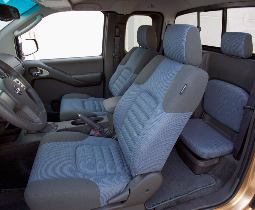nissan frontier king cab #3