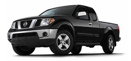 nissan frontier king cab #4