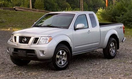 nissan frontier king cab #5