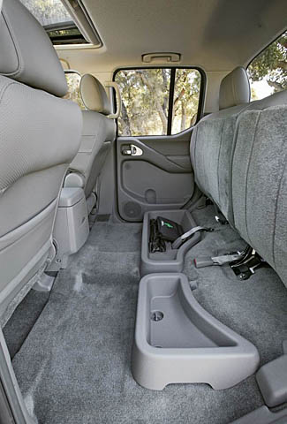 nissan frontier king cab #7