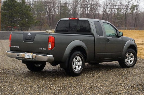nissan frontier king cab #8