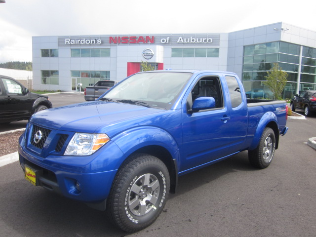 nissan frontier king cab pro-4x-pic. 3