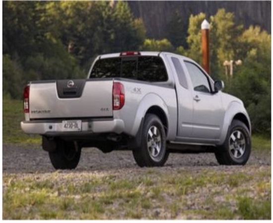 nissan frontier king cab pro-4x #3