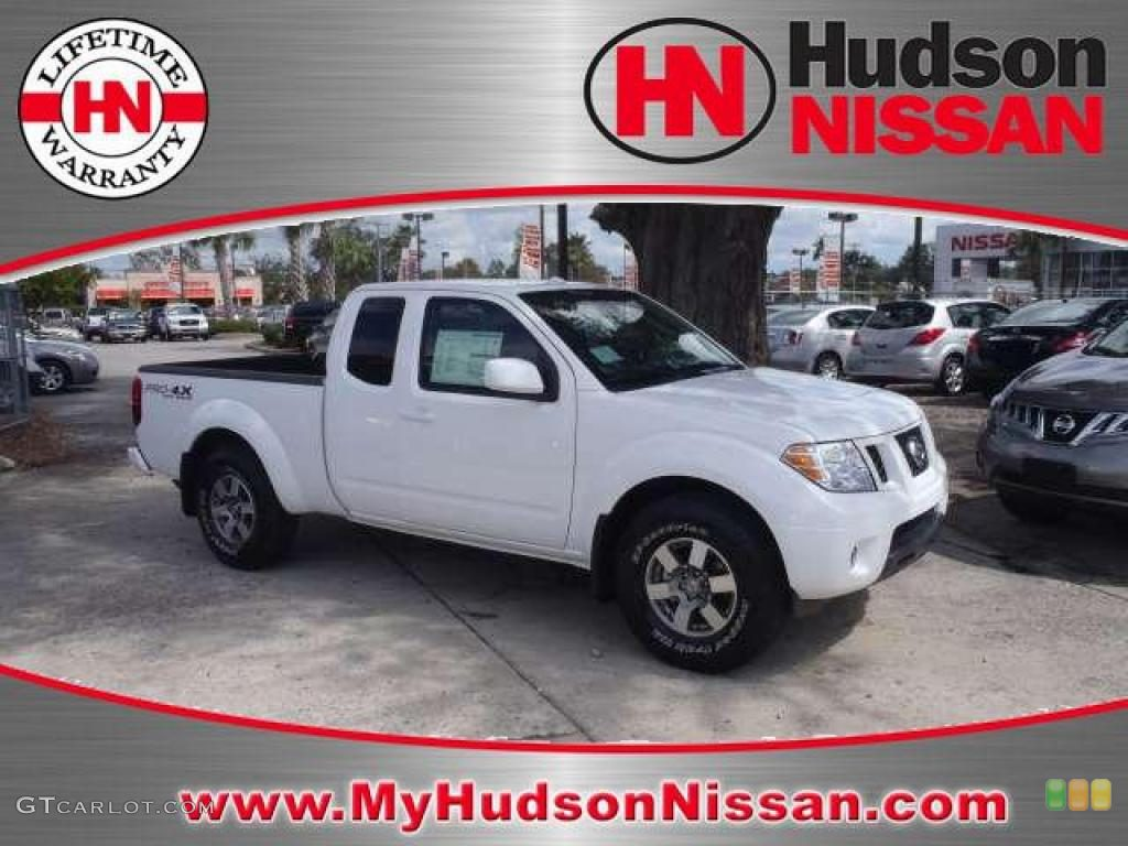 nissan frontier king cab pro-4x #4