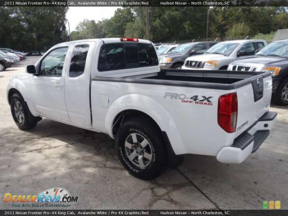 nissan frontier king cab pro-4x #5