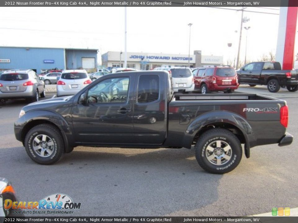 nissan frontier king cab pro 4x photos and comments. Black Bedroom Furniture Sets. Home Design Ideas