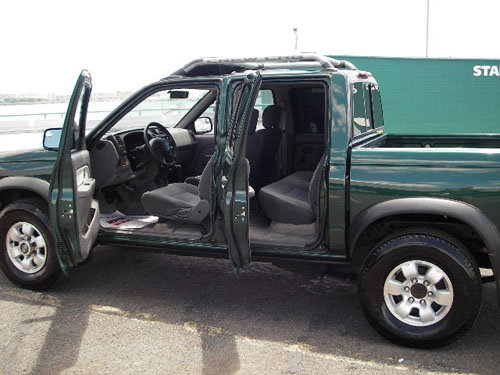nissan frontier king cab xe-pic. 3