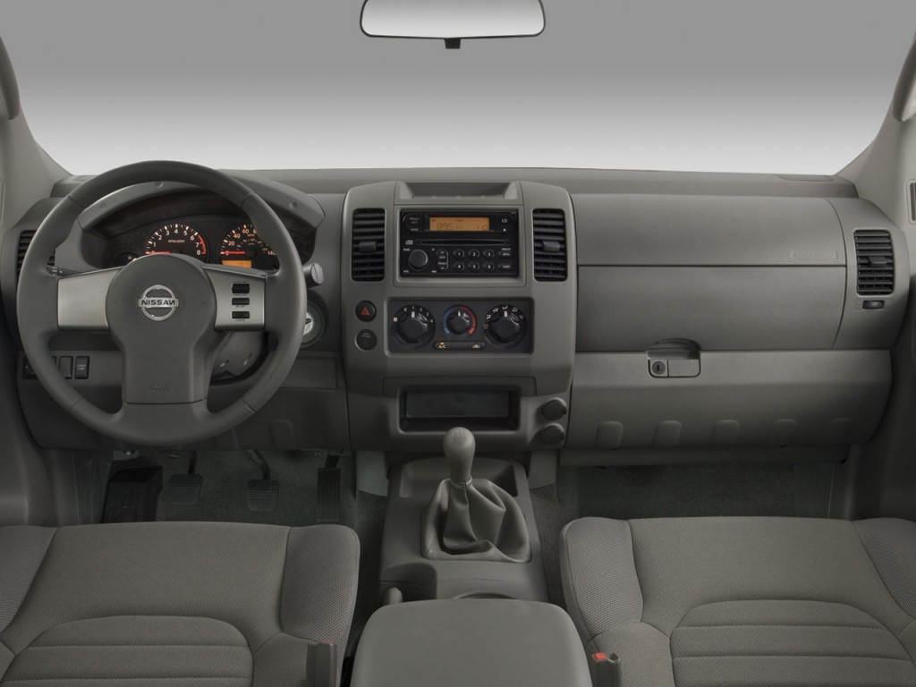 nissan frontier king cab xe #3