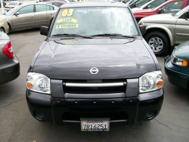 nissan frontier king cab xe #4