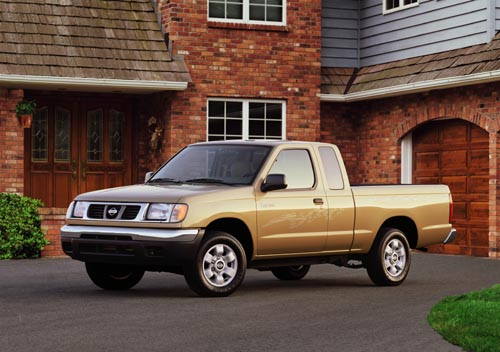 nissan frontier king cab xe #5