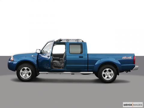 nissan frontier king cab xe #6