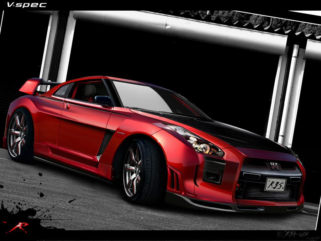 nissan gt-r-pic. 3
