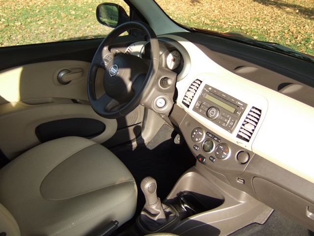 nissan micra 1.5 dci #6