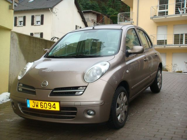 nissan micra 1.5 dci #8