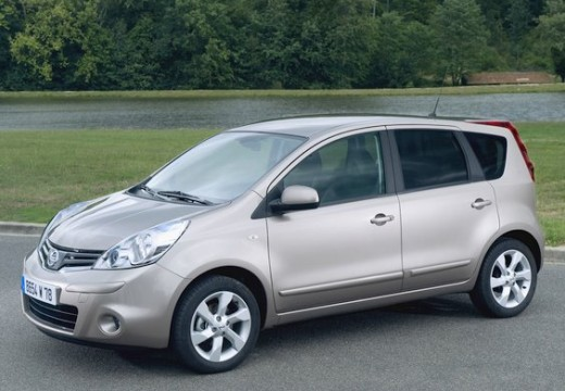 nissan note 1.5 dci #0