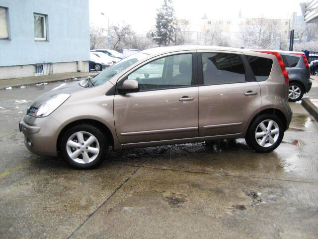 nissan note 1.5 dci #2